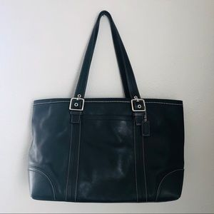 Coach XL Hamptons Travel/Business Tote Carryall
